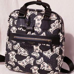 New Radley London Scottie Backpack